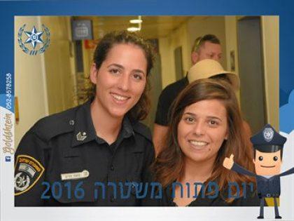יום פתוח משטרת ישראל 2016