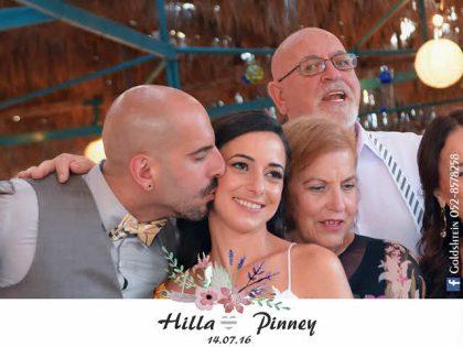 החתונה של פיני והילה