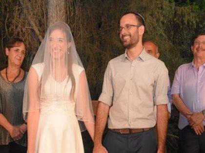 דפנה ועודד החתונה